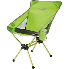 LEKI Timeout Krzesło turystyczne mała zielony